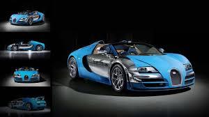 Bugatti Veyron Legend Meo Constantini: un carro de leyenda por 2.090.000 euros