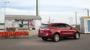Chevrolet Traverse 2014: talla, desempeño, calidad y comodidad.