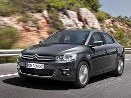 Citroën Elysée2014: un sedán atractivo, robusto y de accesible precio.