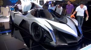 Devel Sixteen: un carro deportivo fuera de serie ¡!! 5mil CV!!