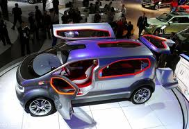 Ford Airstream Concept: un carro extremadamente futurista.