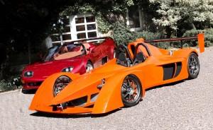 Innotech Aspiron: preparado para la pura competición de velocidad.