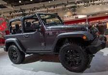 Jeep Wrangler Willys Wheeler Edition: para recordar viejos tiempos.