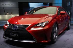 Lexus RC: un Coupe para competir con los grandes.