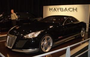 Maybach Exelero: el carro más caro del mundo ¡!! 8 millones de dólares ¡!