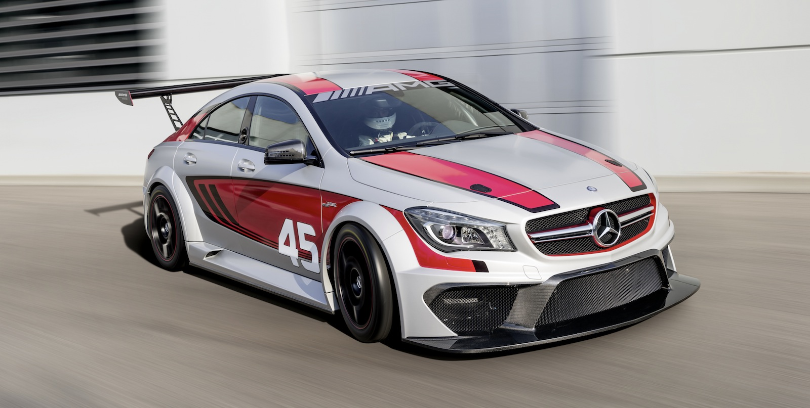 Mercedes Benz Cla 45 Amg Racecar Concept Un Espectacular HD Wallpapers Download free images and photos [musssic.tk]