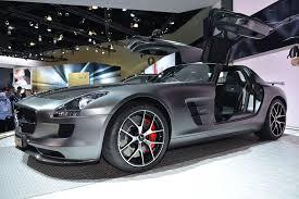 Salón de Los Ángeles 2013: Mercedes Benz SLS AMG GT Final Edition.