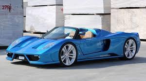 Montecarlo Automobile Rascasse: un exótico superdeportivo de 650mil dólares y 600CV.
