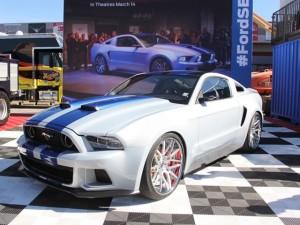 """Mustang de """"Need for Speed"""""""