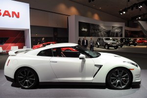 Nissan GT-R 2014: extremadamente atractivo e interesante.