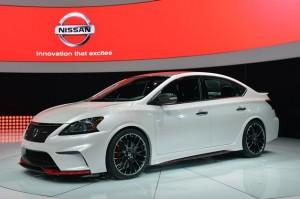 Nissan Sentra NISMO Concept, se presenta en el Salón de Los Ángeles 2013: