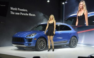 Salón de Los Ángeles 2013: Porsche Macan.