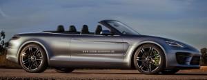 Porsche Panamera Sport Cabriolet Concept: una buena y loca idea.
