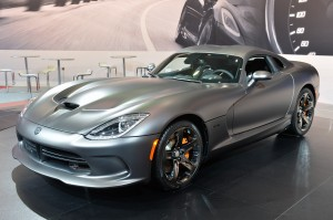 SRT Viper Anodized Carbon Special Edition: solo 50 exclusivas unidades