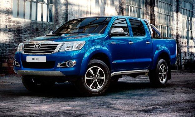 Www Punjabjobalert Com2019 Hd Picks: Toyota Hilux Invincible: Una Edición Especial Para