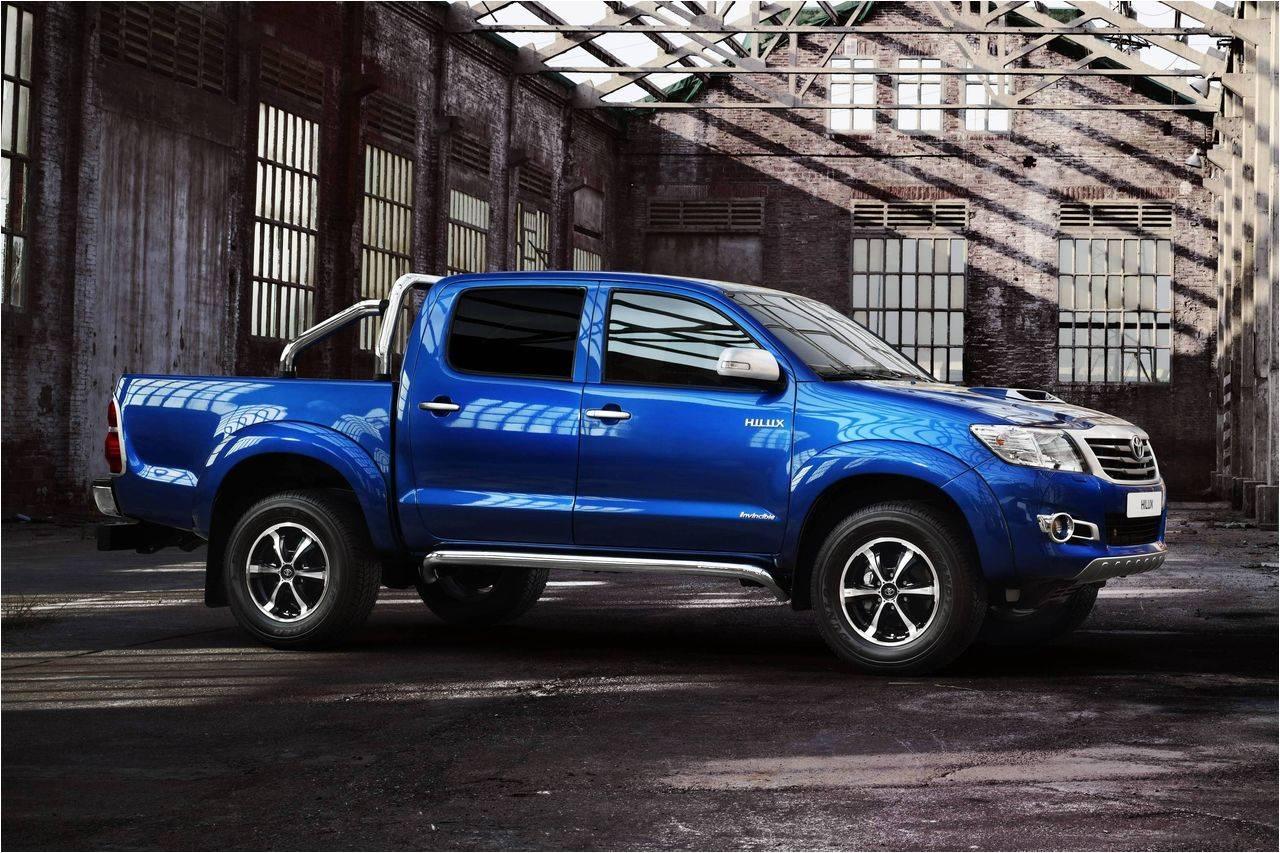 Toyota Hilux 2014 Toyota hilux invincible: una