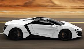 """W Motors Lykan Hypersport: """"El Ferrari del desierto"""" por solo 3.4 millones de dólares"""