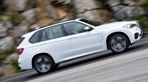 Nueva BMW X5 2014: la camioneta más lujosa y más ligera del segmento.