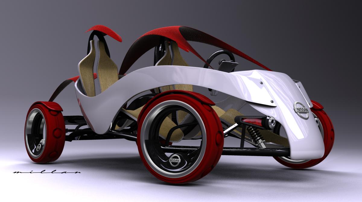 carros futuristas bmw