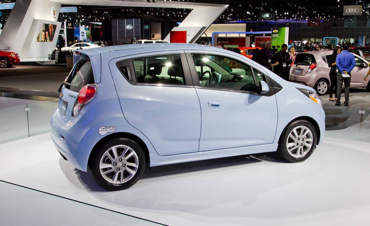Chevrolet Spark 2014 Seguro Moderno Y Juvenil Lista