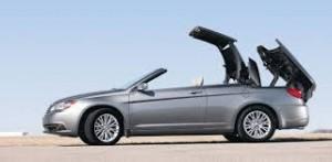 Chrysler 200 Convertible 2014: el mejor de su clase.