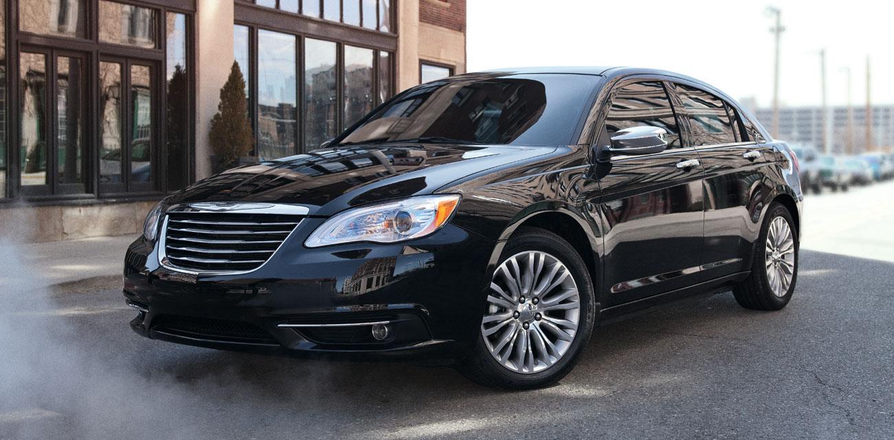 Chrysler 200 Sed 225 N 2014 Ingenier 237 A Seguridad Tecnolog 237 A