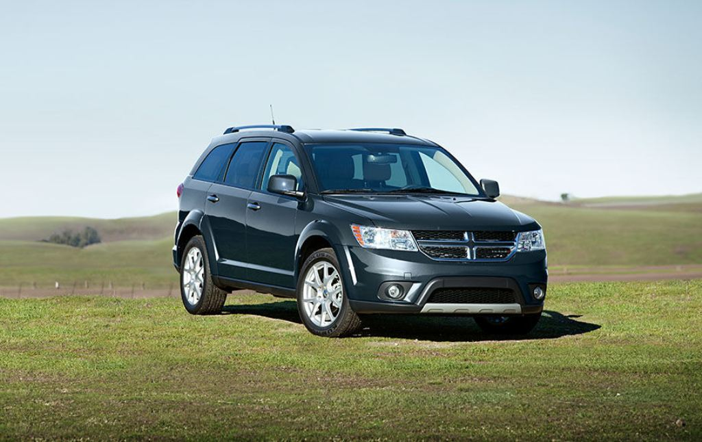 Dodge Journey 2013 Colombia | Autos Post