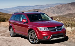 Dodge Journey 2014: refinamiento, eficiencia, comodidad y lujo.