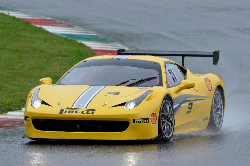 Ferrari 458 Challenge Evoluzione 2014: para que compita por su ...