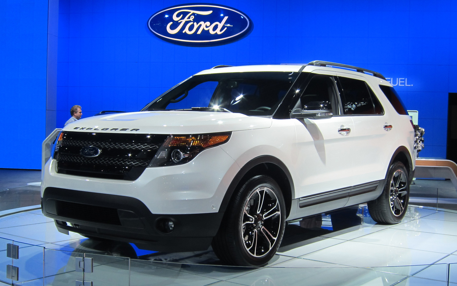 pics photos 2014 ford explorer sport picture doc516931. Cars Review. Best American Auto & Cars Review