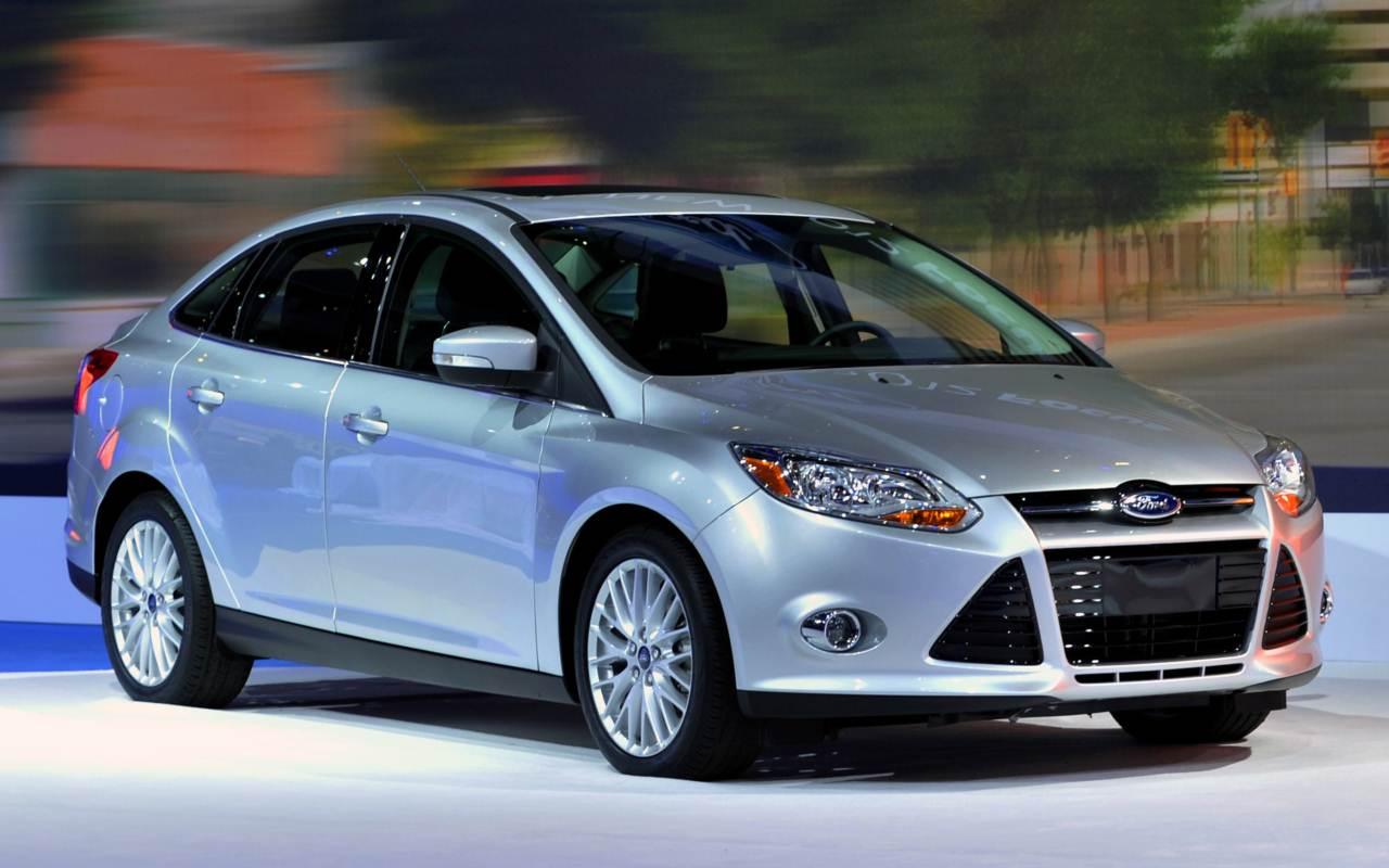 2014 Ford Focus Sedan ford focus sedan 2014 : diseño, seguridad y ...