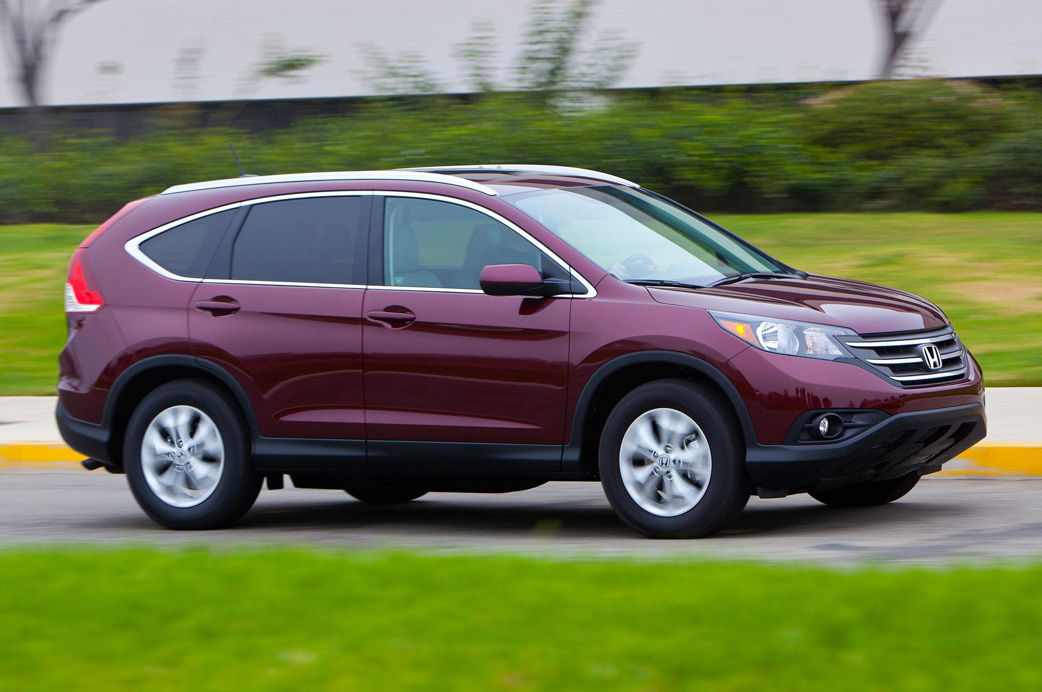 Honda CR-V 2014: capacidades, tecnología y confort | Lista de Carros