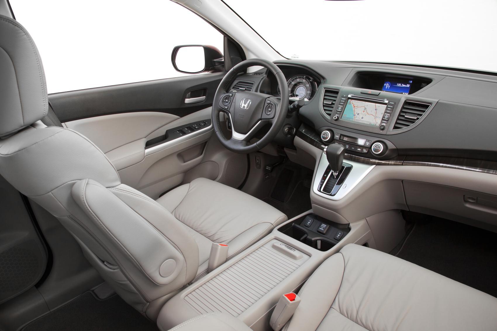 Honda CR-V 2014: capacidades, tecnología y confort | Lista ...