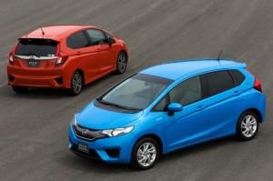 Honda Fit 2014: versátil atractivo, eficiente y de accesible precio