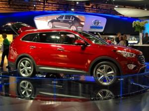 Hyundai Santa Fe 2014: espectacular diseño, tecnología y poder.