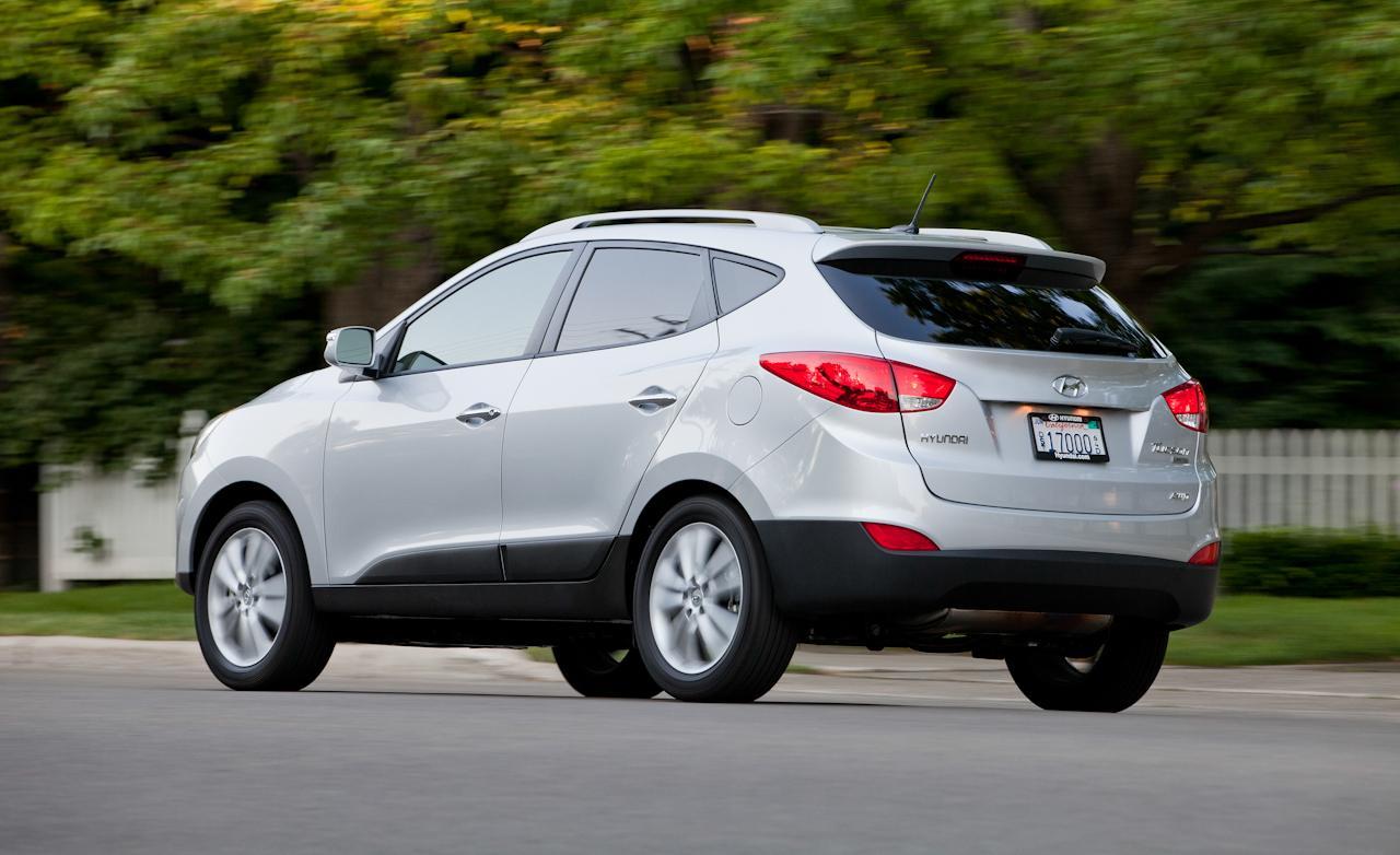 Tucson ix35 2014: diseño, seguridad y prestaciones. | Lista de Carros