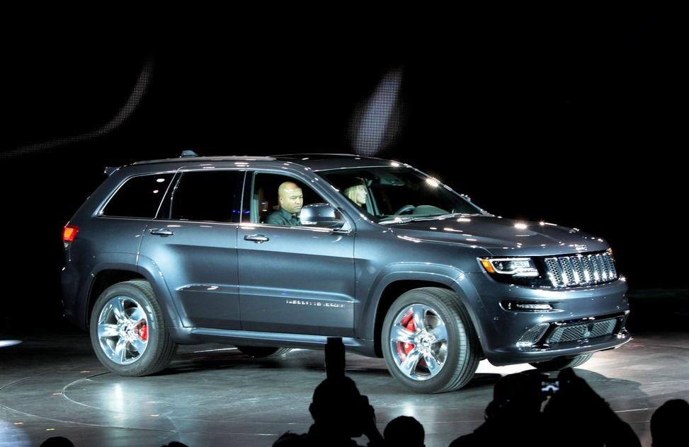 jeep grand cherokee 2014 elegancia poder y ahorro de combustible. Cars Review. Best American Auto & Cars Review