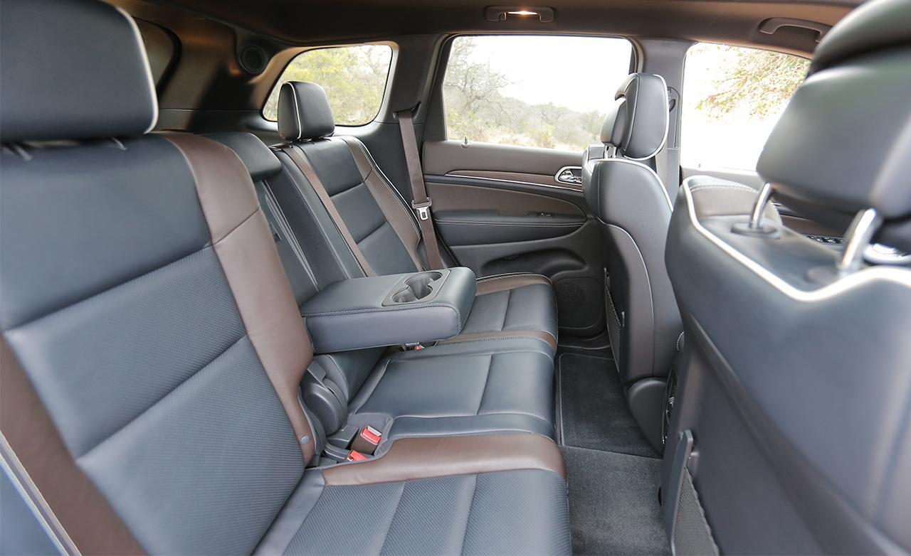 Interior Del Jeep Grand Cherokee 2014 Lista De Carros