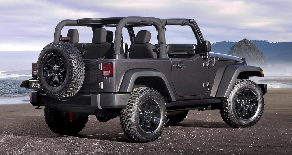 jeep wrangler 2014 para estados unidos tiene estos precios sport. Cars Review. Best American Auto & Cars Review
