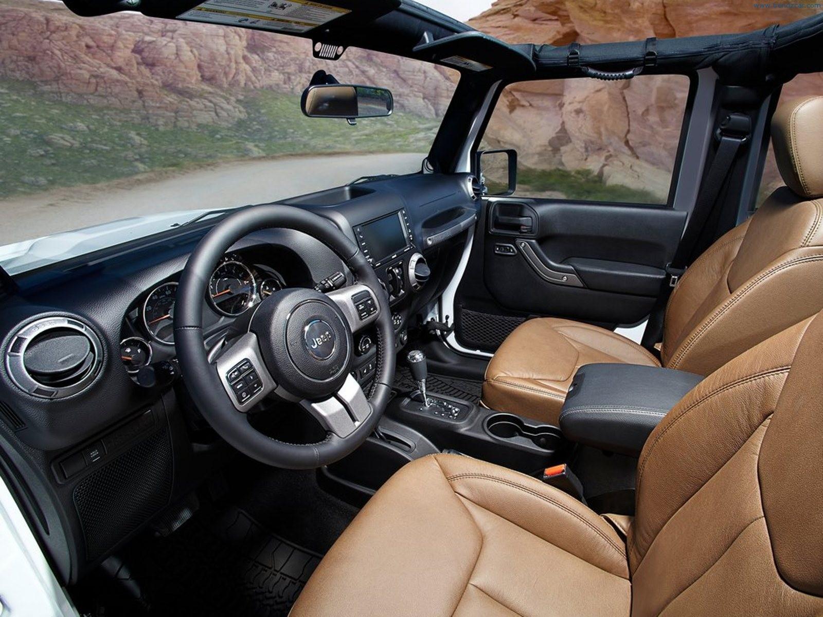 Jeep Wrangler Unlimited 2014: comodidad, desempeño ...