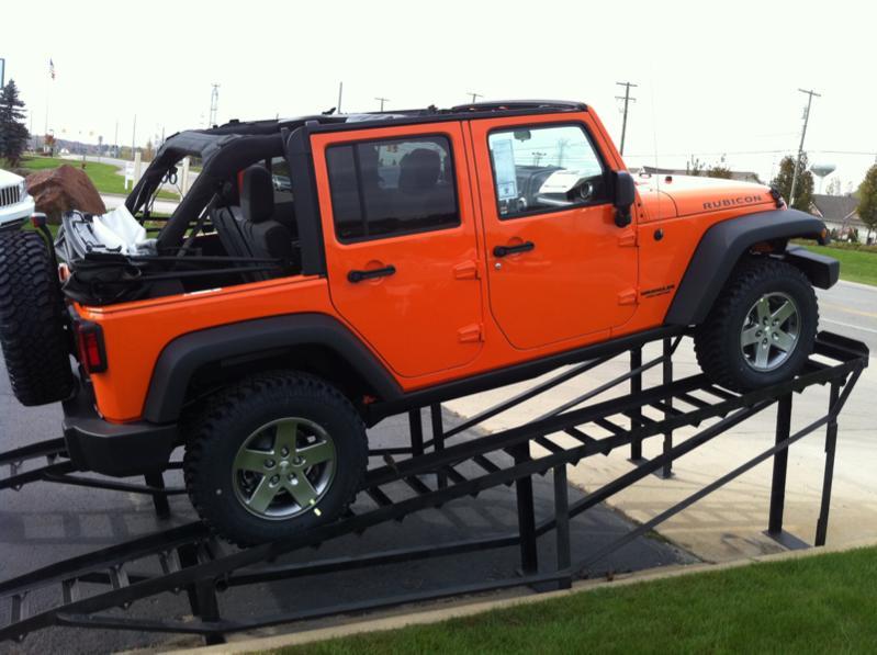 Jeep Wrangler Unlimited 2014 Comodidad Desempe 241 O