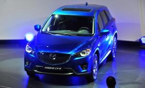 Mazda CX-5 2014: diseño, eficiencia, tecnología y diversión.