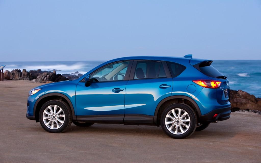 Mazda CX-5 2014: diseño, eficiencia, tecnología y diversión ...