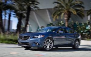 Mazda6 2014: totalmente rediseñado.