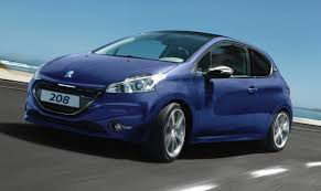 Peugeot 208 2014: moderno, dinámico y atrevido.