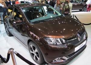 Renault Logan 2014: renovado y juvenil.