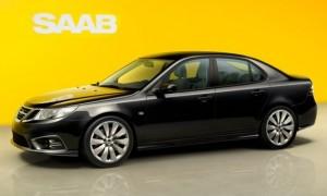 Saab 9-3 Aero Sedan 2014: el primer carro tras 2 años de quiebra de Saab.