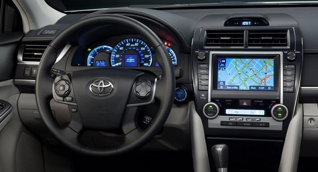 Toyota Camry 2014: el mejor de los últimos tiempos ...