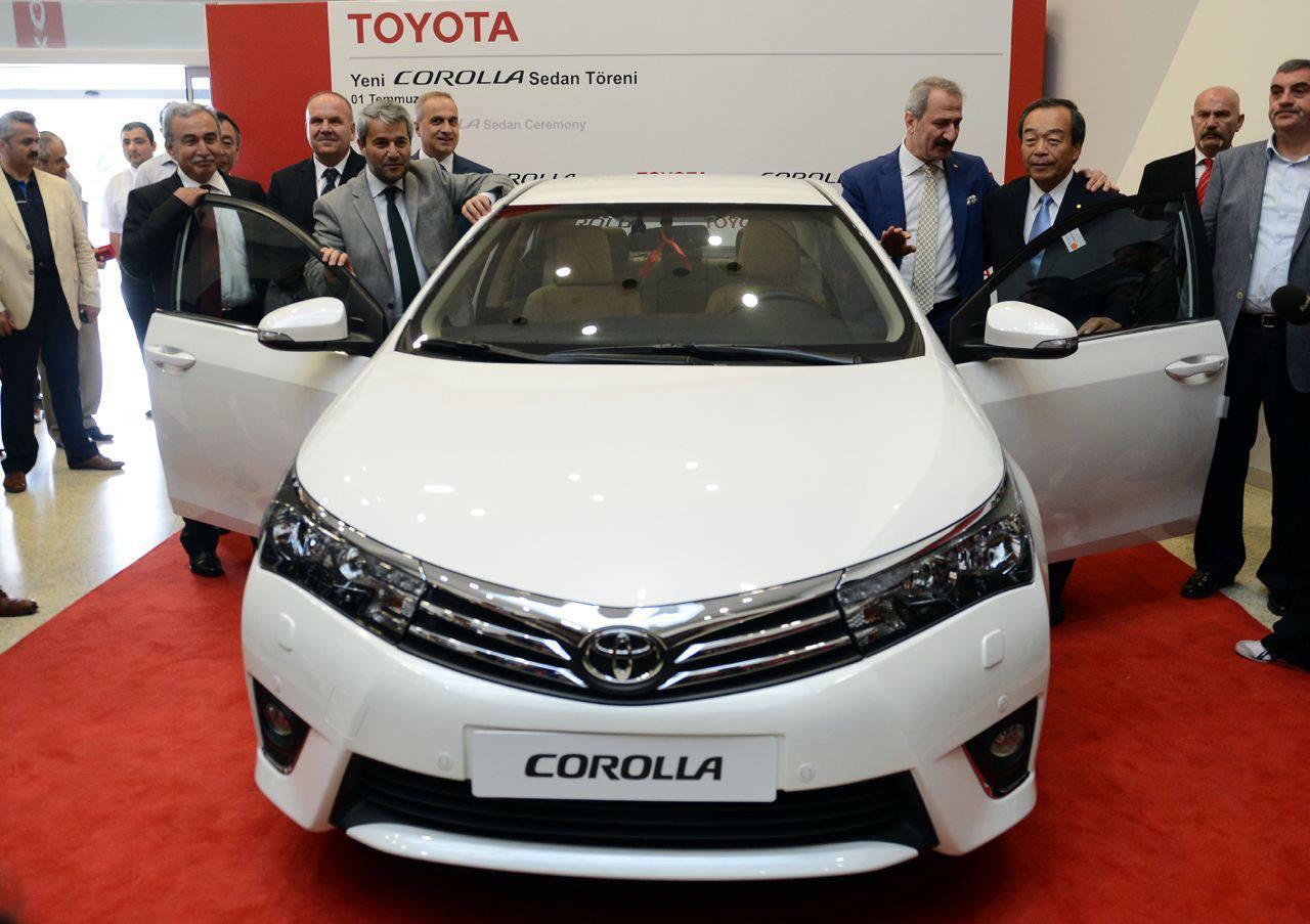 Toyota Corolla 2014: Para México tiene estos precios (•Base: $