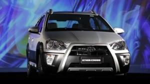 Toyota Etios Cross 2014: aventurero y atrevido.